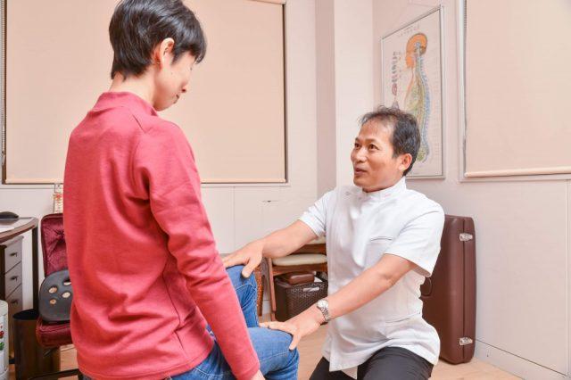 変形性膝関節症のイメージ画像