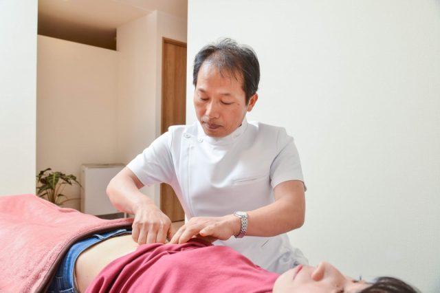胃下垂のイメージ画像