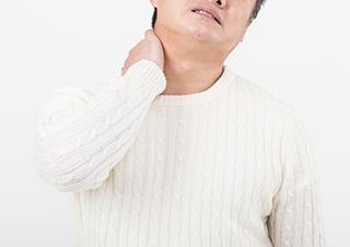 頚椎症のイメージ画像