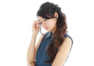 月経前症候群(PMS)のイメージ画像