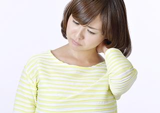 頚椎ヘルニアのイメージ画像